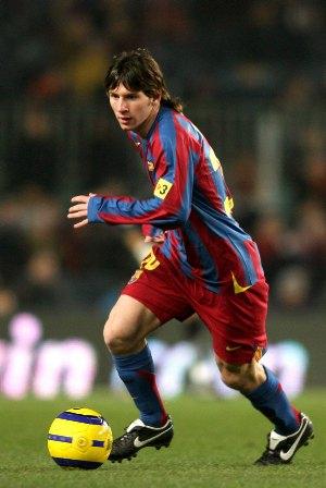 Leo Messi, mayor goleador liga de campeones