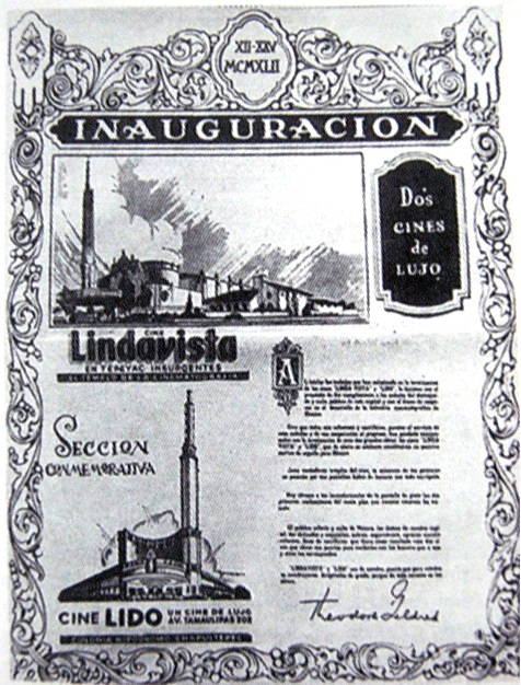 cinelido inauguracion